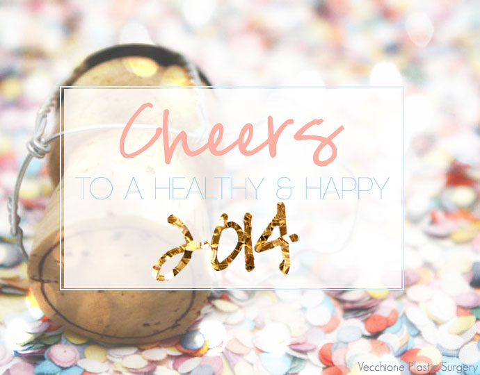 Vecchione-Plastic-Surgery-Cheers-To-A-Happy-and-Healthy-2014